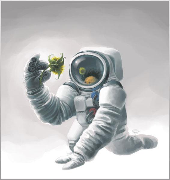 IDW006: Alien Habitation Suit