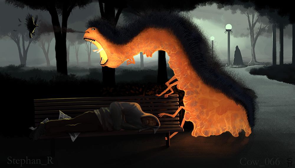 C.O.W. - #066: Hellish Beast - Voting!